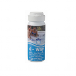 4-Way Chlorine/Bromine Test Strips